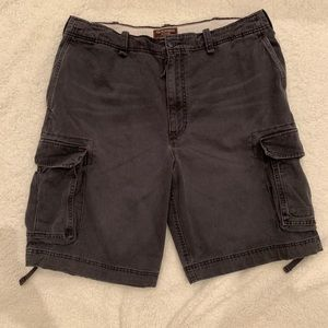 Abercrombie & Fitch Men's Cargo Shorts Size 38
